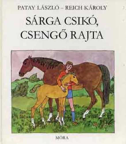 sarga-csiko